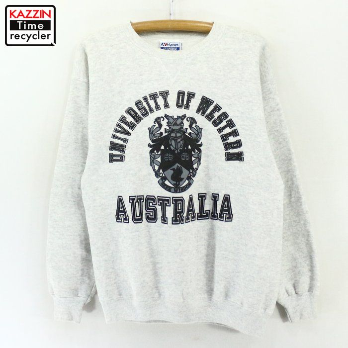 Product made in United States グレーアレッジプリントクリスマスプレゼントギフト for old clothes 90s  ... 8aff1a538