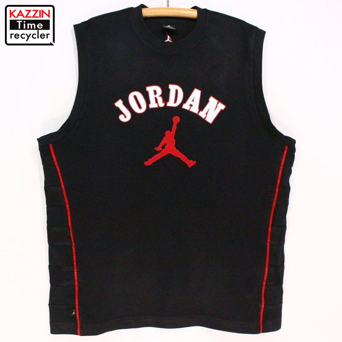 the best attitude f1304 677e2 The size big size black black game jersey Christmas present gift which  Michael Jordan tank top ★ XL size large size has a big for 2,000s