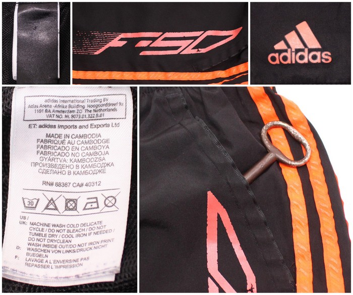 Adidas 2 Size Black Christmas ShortsMedium Gift 000s Easy Present rCoWQdxBe