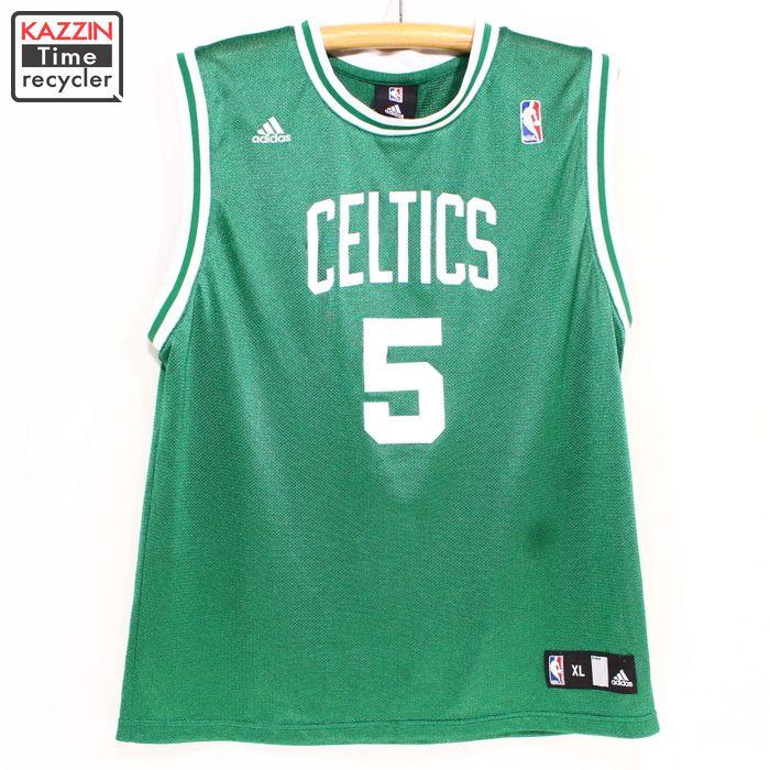 competitive price 21d47 08b07 Old clothes NBA Boston Celtics garnet uniform ★ large size green