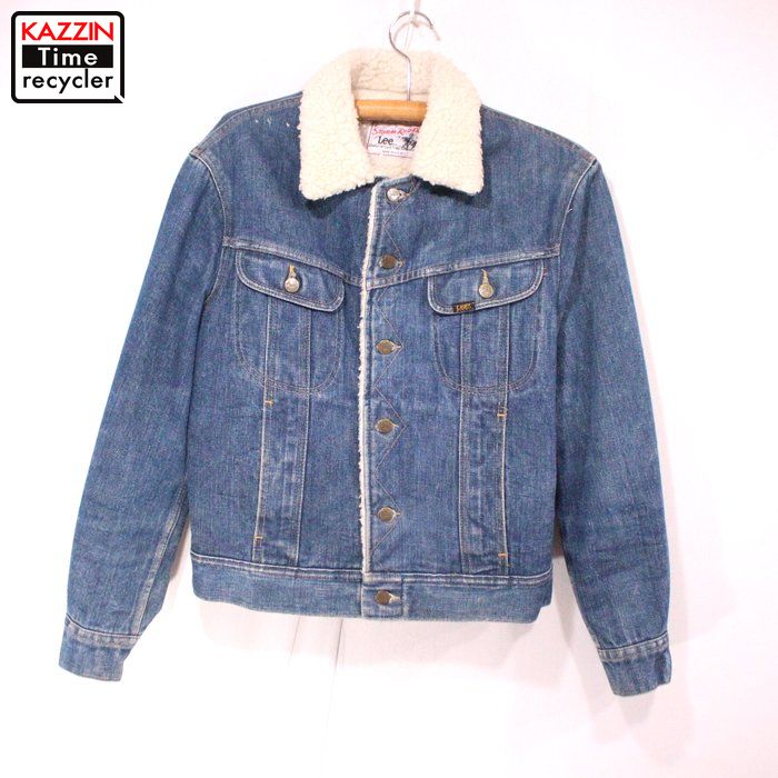7e9836b7 Vintage Clothing shop KAZZIN Time recycler: Denim jacket Lee G Jean ...