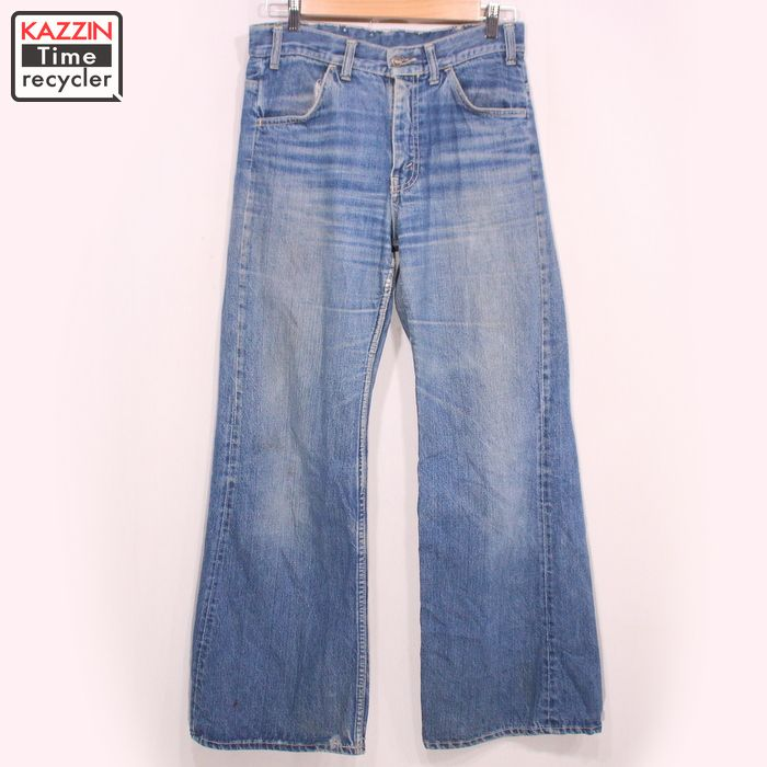 5790a1debce Vintage Clothing shop KAZZIN Time recycler  Old clothes 70s Levis ...