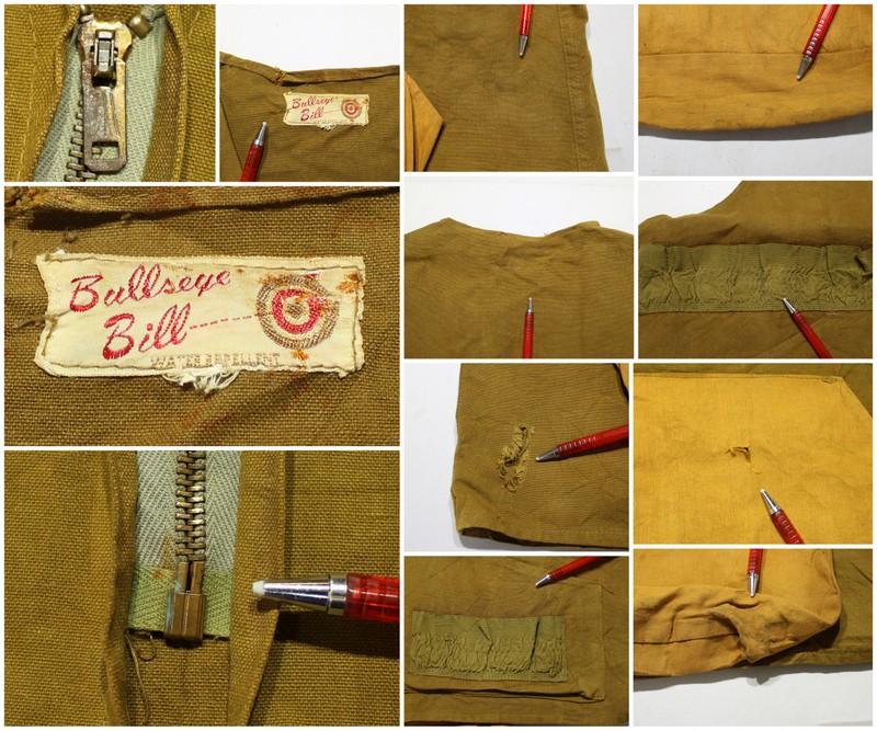 楽天市場】~60s ビンテージ Bullseye Bill ブルズアイビル ...
