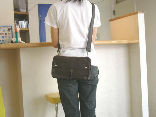 2cfaed751b7d ... quality design dcef0 eba8b Yoshida Kaban PORTER Porter FREESTYLE  freestyle shoulder bag next ...