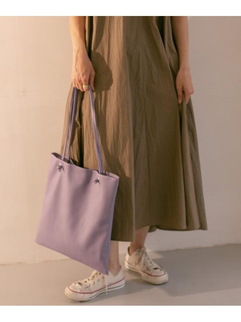 [Rakuten Fashion]3SETトートバッグ KBF ケービーエフ バッグ トートバッグ パープル ベージュ シルバー【送料無料】