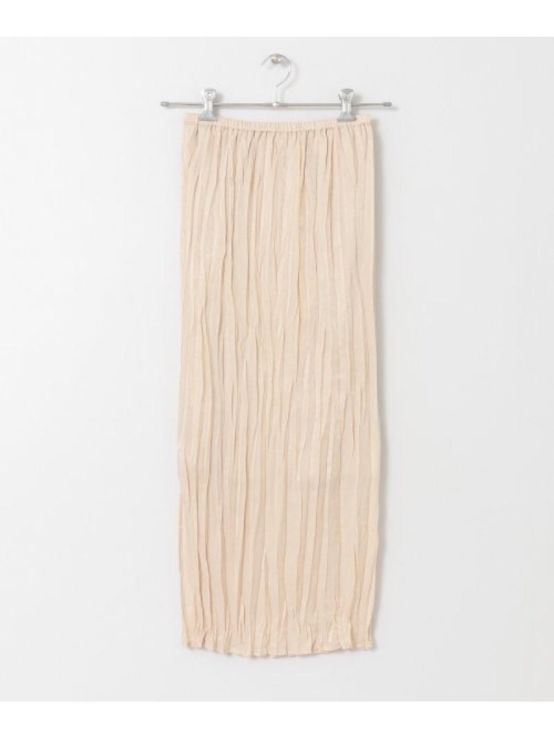 FashionSALE 30 OFF KBFクリンクルIラインスカート KBF ケービーエフ スカート スカートその他 グリーン ベージュ ブラック RBA E送料無料yI76mYbfgv