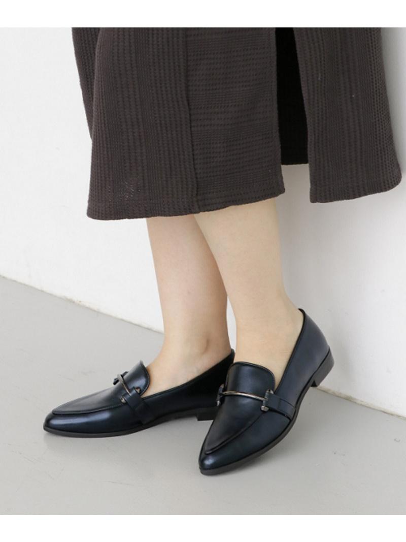 [Rakuten Fashion]【SALE/30%OFF】メタリックローファー KBF ケービーエフ シューズ ドレスシューズ ブラック ブルー【RBA_E】【送料無料】
