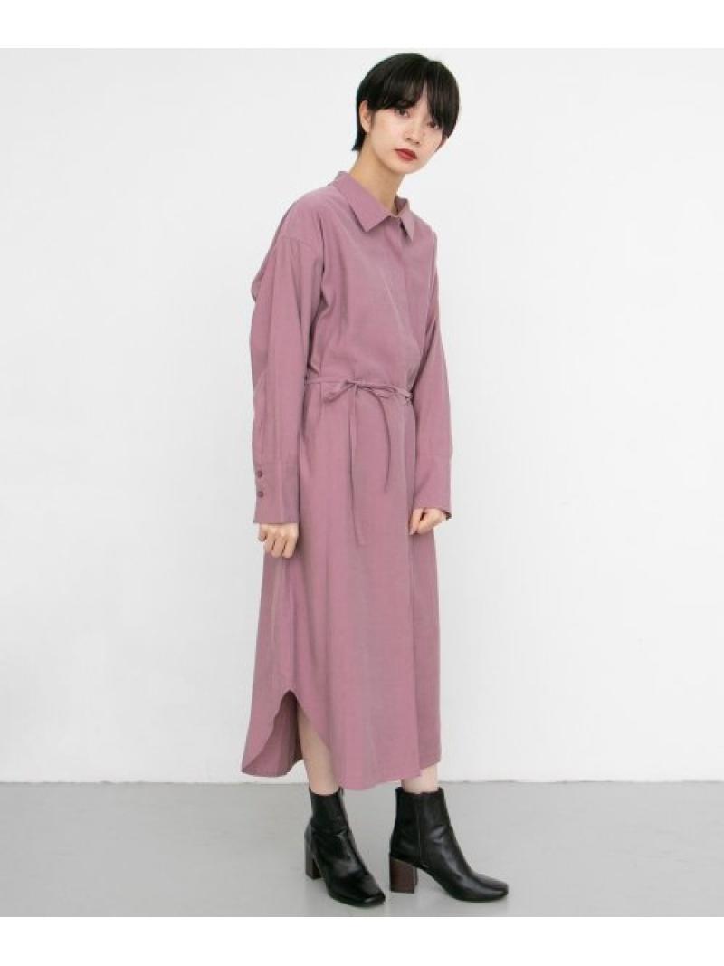 [Rakuten Fashion]2WAYBIGシャツワンピース KBF ケービーエフ ワンピース ワンピースその他 ピンク グレー ブラウン【送料無料】