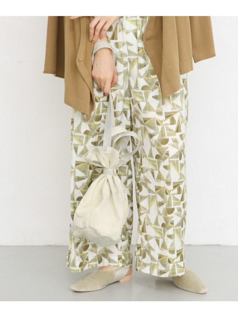 [Rakuten Fashion]2WAYARMY巾着BAG KBF ケービーエフ バッグ トートバッグ ホワイト カーキ ネイビー【送料無料】