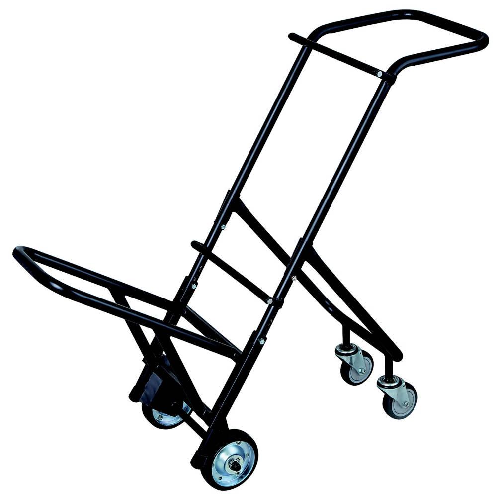 スタッキング椅子台車 折畳式 W1170*D420*H1090
