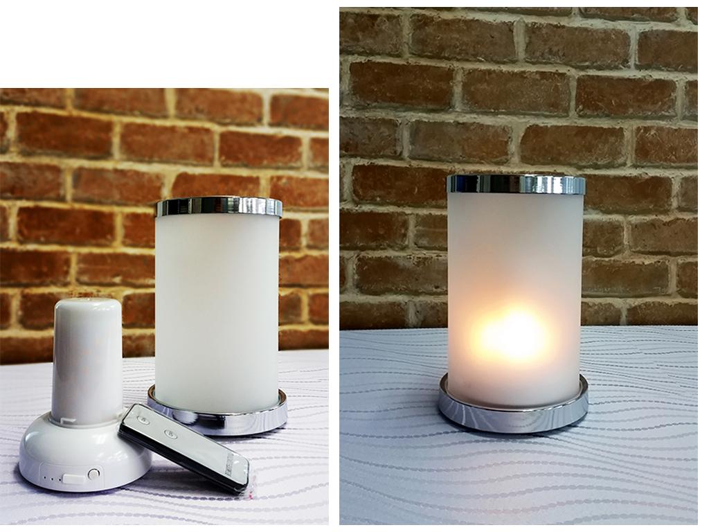 FlameWave フレイムウェーブ LED式ランタン