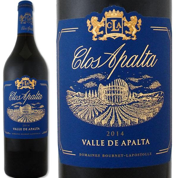 カーサ・ラポストール・クロ・アパルタ 2015【チリ】【カルト】【100点】【赤ワイン】【750ml】【Clos Apalta】