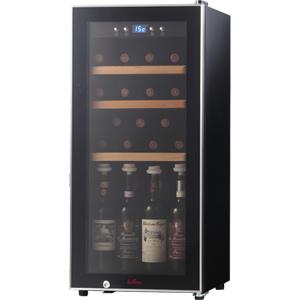 Funvino 家庭用ワインセラー 28本用収納 ファンヴィーノ28 メーカー直送【5~7日発送予定】【代引不可】