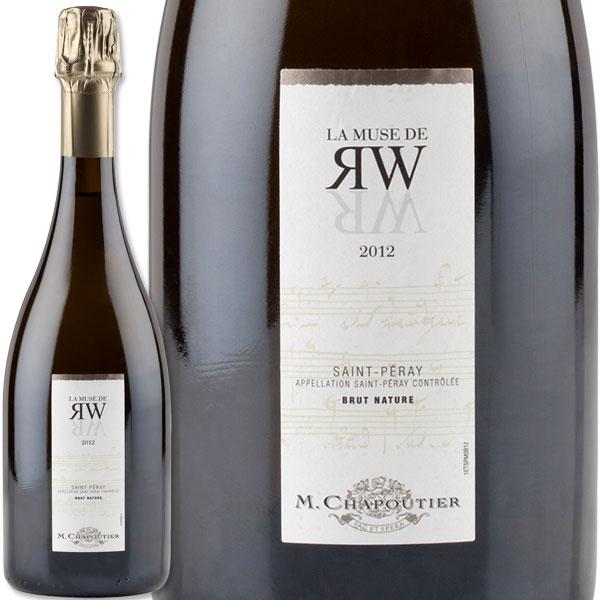 M.シャプティエ・ラ・ミューズ・ド・ワーグナーRW 2013フランス スパークリングワイン 750ml 辛口