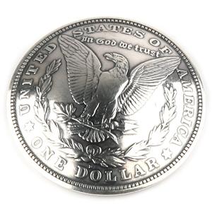 KC,s kcs ケーシーズ ケイシイズ コンチョ 販売 オールドコイン 本物 シルバー パーツ カスタム : USAアンティーク 1ドルコンチョ【モルガンイーグル】