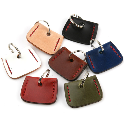 kc-s  Key key cover cap completely leather leather key ring KC 4be7984148f9