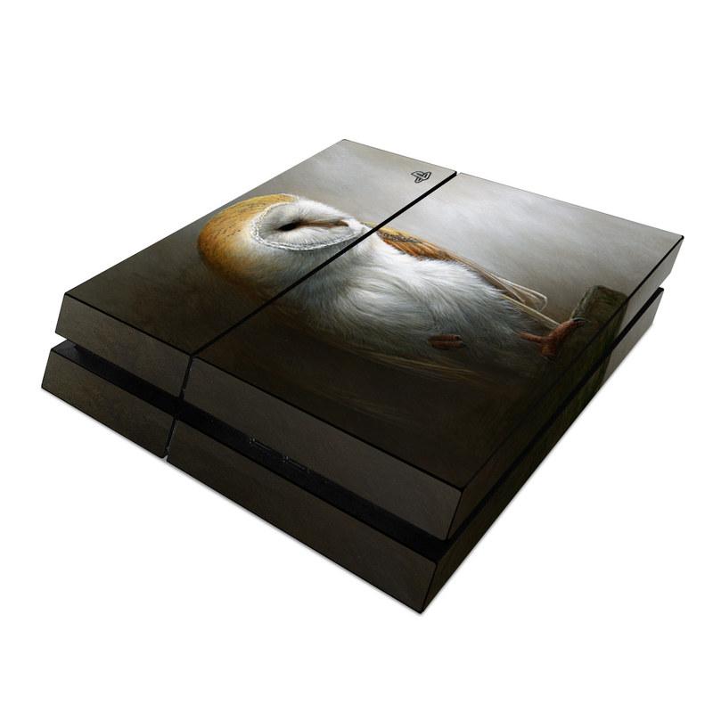 デザイン豊富PS4 新品未使用 PS3 Playstation3 4各種用プレミアムスキンシールCOOL CUTEに本体をカバー 限定タイムセール 貼り直し可能で剥がしてもべたつかない 失敗保証あり 4各種用スキンシール用プレミアムスキンシール お取り寄せ3週間 PlayStation3 Barn Decalgirl Owl PS4