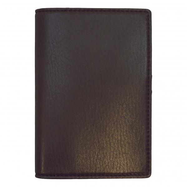 【Knox/ノックス】ミニ6穴サイズ アントレ リング径13mm 本革製【グレー】システム手帳バインダー 125-798-21 【あす楽対応】