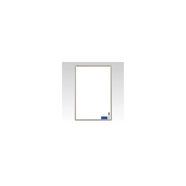 【送料無料】ホワイトボード壁掛縦型 CR-WB215