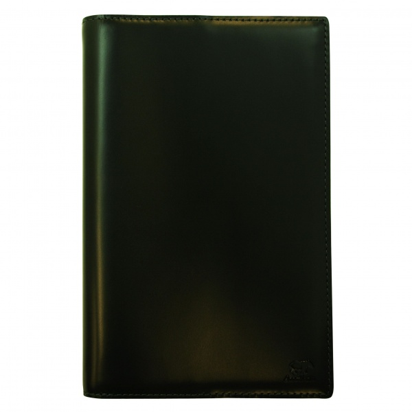 【送料無料】システム手帳 ラスター(Luster) バイブル(リング径16mm)【グリーン】 12470050【あす楽対応】