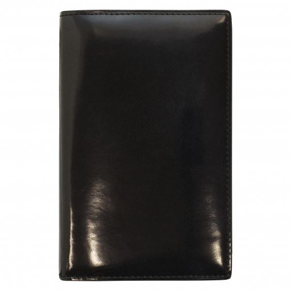 【Knox/ノックス】ミニ6穴サイズ フィオナ 本革 リング径11mm【ブラック】システム手帳バインダー 125-794-20 【あす楽対応】