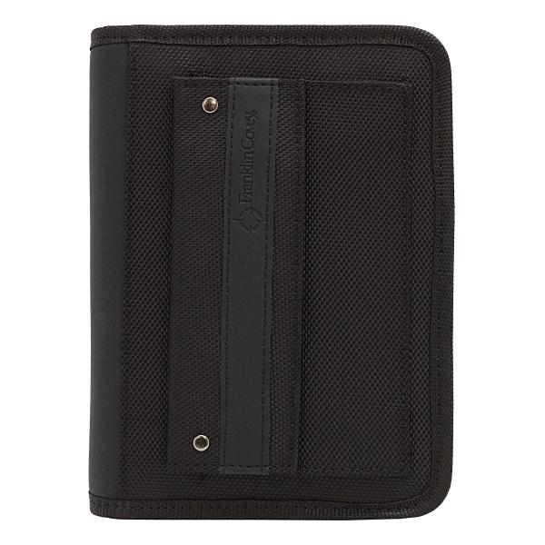 【送料無料】ポケットサイズ フライデー・バインダー リング径20mm【ブラック】 41485【あす楽対応】