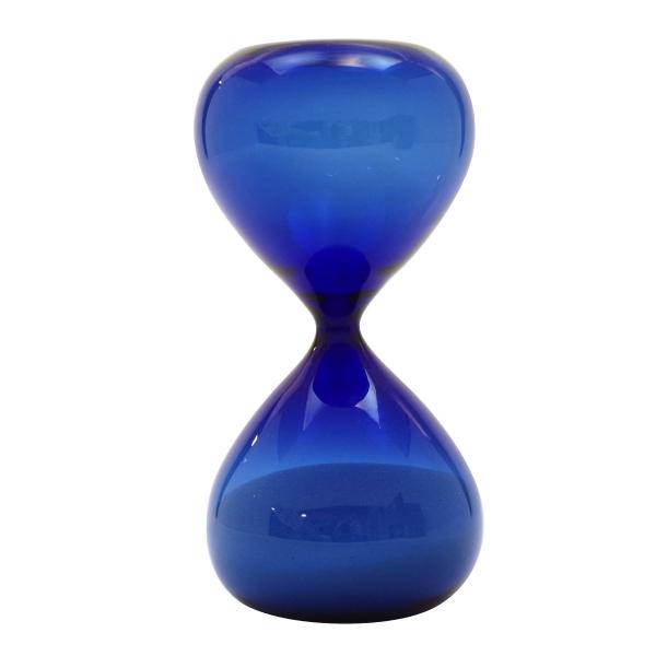 砂時計 HIGHTIDE ハイタイド Sandglass 5minutes ストアー M DB037-BL ブルー 使い勝手の良い あす楽対応