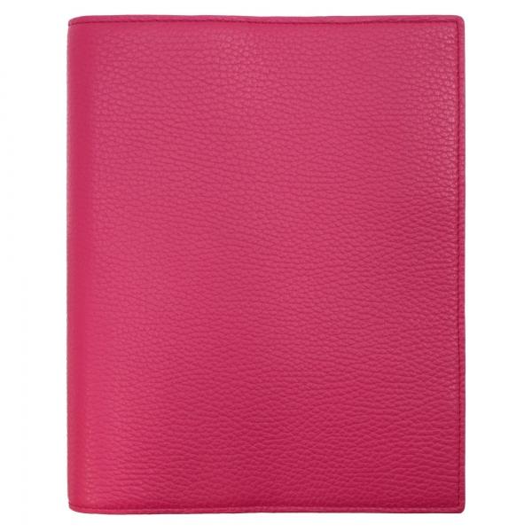 【Knox/ノックス】A5サイズ6穴 ADRIA/アドリア 本革 リング径16mm【ピンク】システム手帳 101-807-41 【あす楽対応】