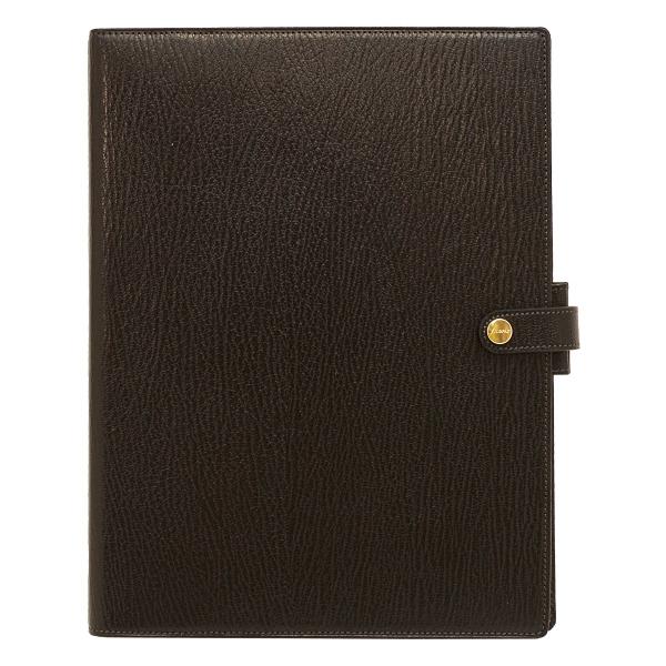 【ファイロファックス】A5サイズ チェスター リング径15mm【ブラック】システム手帳バインダー 028500 【あす楽対応】