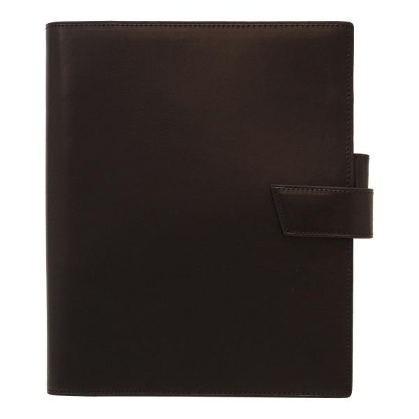 【Ashford/アシュフォード】A5 ストラーダ リング径19mm ベルト【ブラック】システム手帳バインダー 3101-011 【あす楽対応】
