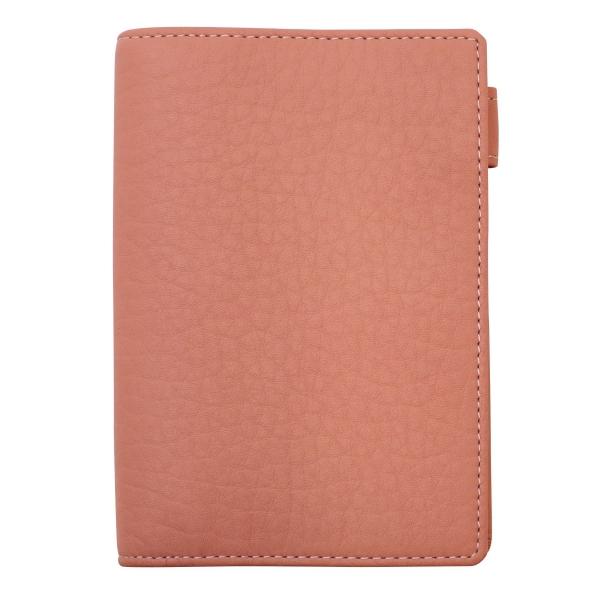 【Ashford/アシュフォード】ミニ6穴サイズ シルフ ノート リング径11mm【ピンク】システム手帳バインダー 1224-040 【あす楽対応】