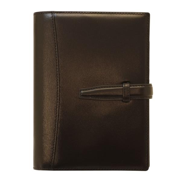 【フランクリン・プランナー】ポケットサイズ クライテリオン・バインダー リング径15mm【ブラック】システム手帳 64161 【あす楽対応】