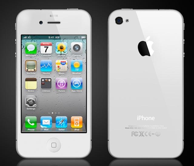 无无iPhone4白16GB SIM香港版SIMM、iPhone 4.iPhone 4.APPLE