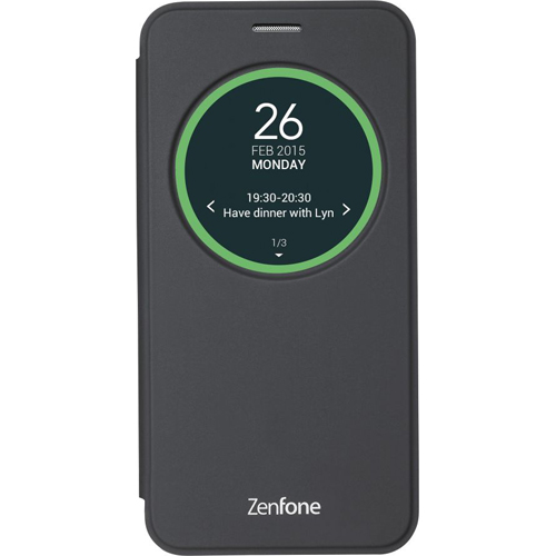 View Flip Cover ASUS ZenFone2 Laser ZE500KL ZE601KL纯正覆盖物Zenfone 2 Laser ZE500KL ZE601KL Zenfone2 Laser箱盖