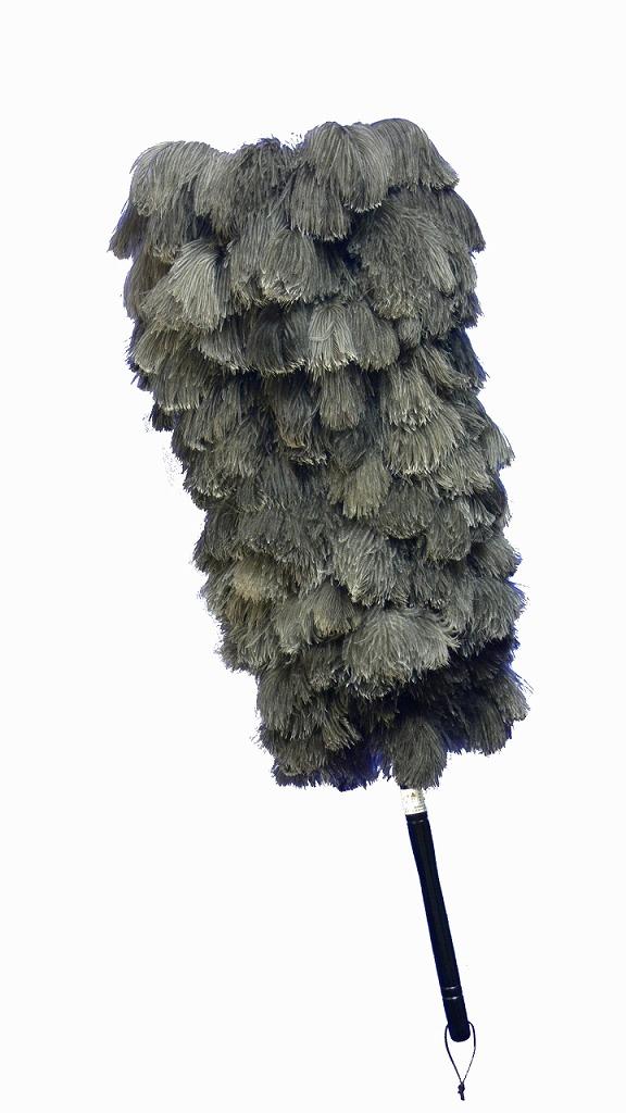 エスキー毛ばたき ファーストクラスフェザー オーストリッチ毛ばたき 竹