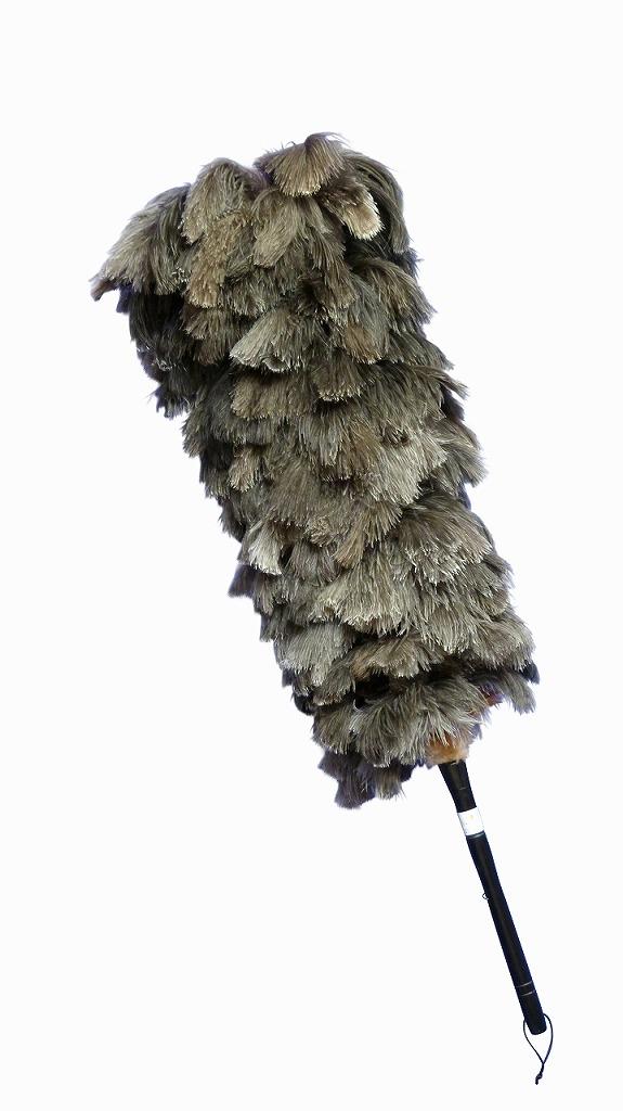 エスキー毛ばたき ファーストクラスフェザー オーストリッチ毛ばたき 松