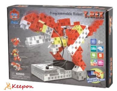 アーテックロボ T.REX ティーレックスアーテックブロック/アーテックロボット/ロボットプログラミング/ロボットキット/おもちゃ/ロボット/入門/ブロック/スクラッチ/scratch/プログラミング