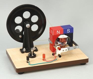 発電原理説明器 1個アーテック 理科教材・備品 電気・電子・電池・電流・電熱・エネルギー・発電