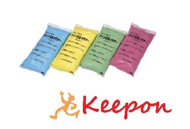 カラーフィールドパウダー 15kg エバニュー4色からお選びください ライン引き/線/運動場/運動会/ライン用パウダー/パウダー/粉