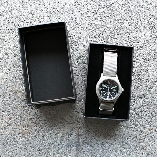 【11日まで!ポイント10倍!】MWC ミリタリーウォッチカンパニー Genuine G10 Watch -GRAY ミリタリー 時計 グレー アメカジ メンズ レディース