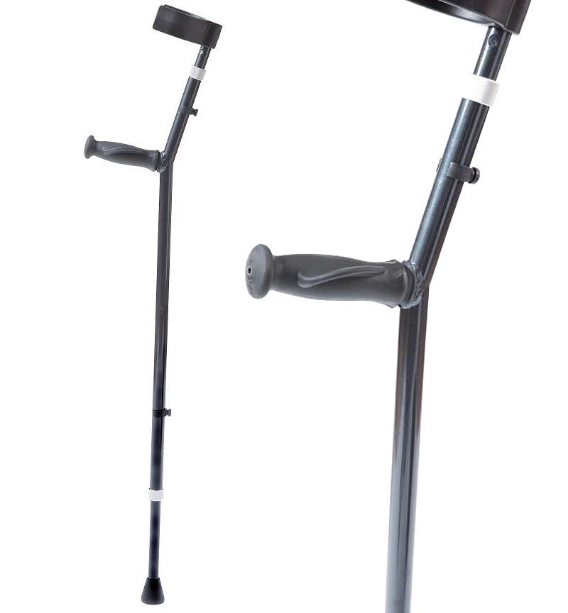 国産杖 国産クラッチ 超軽量 マグネシウム合金製ロフストランドクラッチ 【Mgクラッチ】お医者さんもびっくりの軽さです! 福祉・介護 歩行関連用品 ステッキ・杖 ロフストランドクラッチ