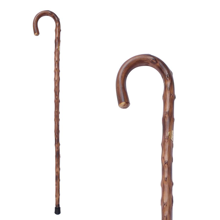 ステッキ 杖 土屋産業 コンゴ大曲ステッキ BL472 送料無料 福祉・介護 歩行関連用品 ステッキ・杖