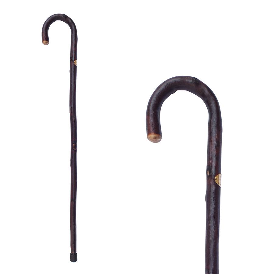 ステッキ 杖 土屋産業 チェスト・ナッツステッキ BL481 送料無料 福祉・介護 歩行関連用品 ステッキ・杖