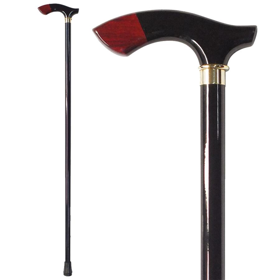 高級ステッキ 国産杖 オークかりんチップハンドルステッキ OSWR 送料無料 福祉・介護 歩行関連用品 ステッキ・杖