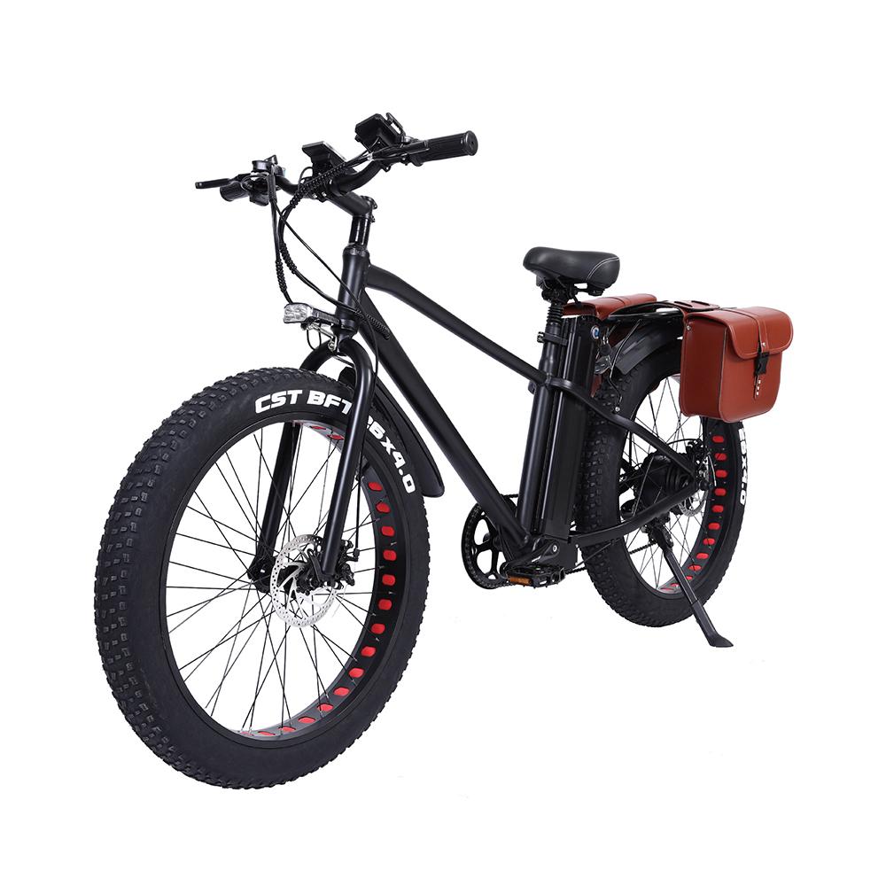 26インチ電動アシスト自転車ファットバイク 電動ハイブリッドサンドバイク スーパーSALE対象 送料無料限定セール中 数量限定高級版 珍しい 最強パワー超大容量20ahバッテリー スノーバイク 油圧デスクブレーキ フルアルミ製 再再販 48V750W20ah大容量バッテリー 最高級限定