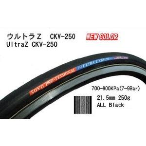SOYO TYRE ソーヨータイヤ ウルトラZ CKV-250 21.5mm チューブラー タイヤ