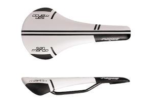san marco サンマルコ REGALE RACING ホワイト リーガルe レーシング サドル 499LN003