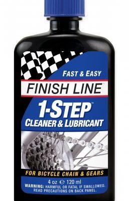 FINISH LINE フィニッシュライン 1-Step Cleaner  Lubricant 19.3ml ワンステップ クリーナー ルブリカント チェーン オイル TOS04006