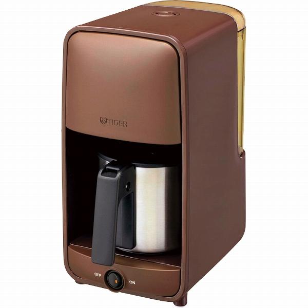 【景品 現物】 タイガー コーヒーメーカー810ml ダークブラウン ADC-A060TD