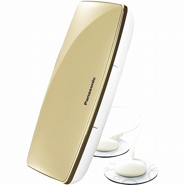 【景品 現物】 パナソニック 低周波治療器 ポケットリフレ シャンパンゴールド EW-NA25-N